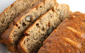 Reteta Banana bread cu nuci