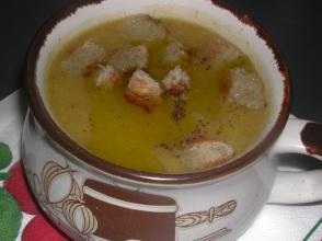 Supa crema de iarna cu legume - de post