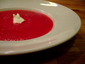 Reteta Ciorba de sfecla rosie