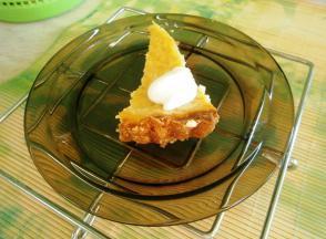 Key Lime Pie (Tarta cu lime)