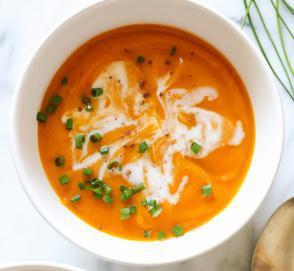 Reteta Supa-crema de dovleac