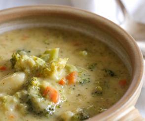 Reteta Supa de broccoli si cartofi